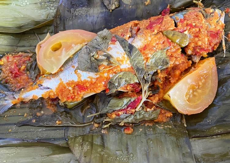 Resep: Pepes ikan kembung enak