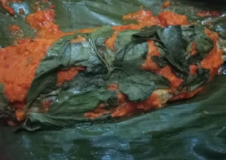 Resep: Pepes ikan tongkol ala resto