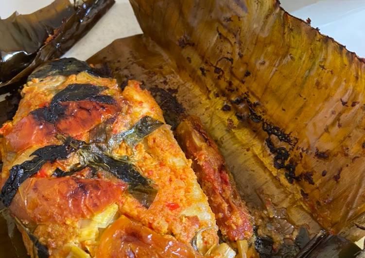Resep: Pepes ikan nila istimewa