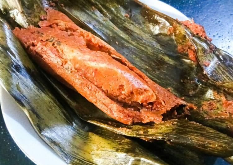 Resep memasak Pepes ikan tongkol istimewa