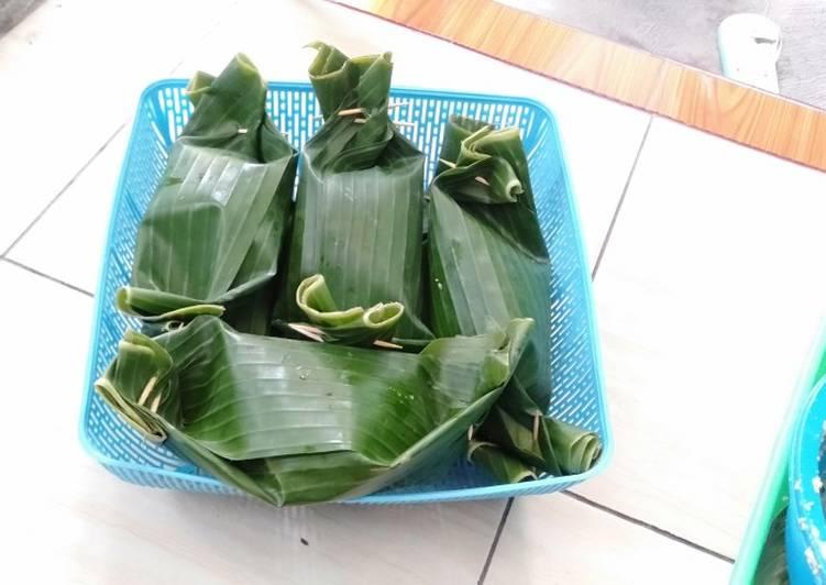 Cara memasak Pepes ikan Patin khas Banjarmasin yang menggugah selera