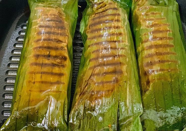 Pepes Ikan Kembung Aceh (Eungkot Payeh)