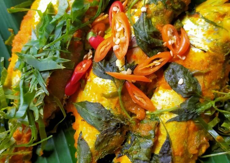 Resep: Pepes ikan kembung ala resto