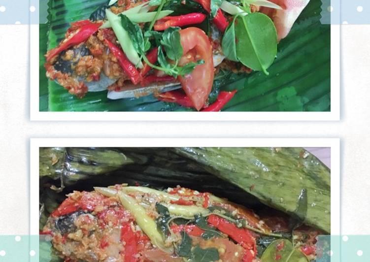 Cara memasak 29. Pepes Ikan Nila yang bikin ketagihan