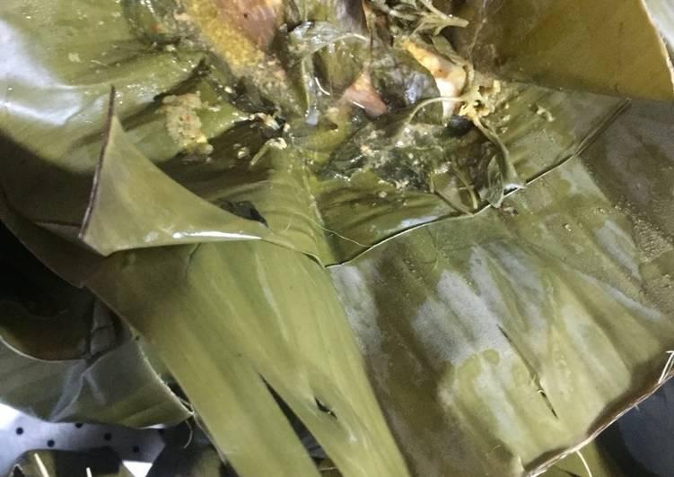 Cara Mudah memasak Pepes Ikan Nila yang bikin ketagihan