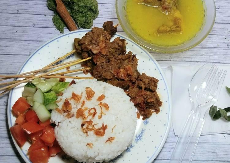 Resep: Sate matang khas aceh #PR_MangatThat lezat