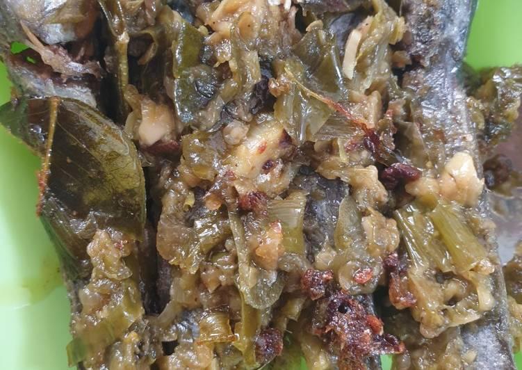 Ikan peda sambal hejo