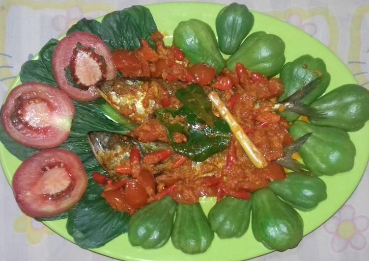 Resep: Tumis Ikan Peda Balado yang menggugah selera