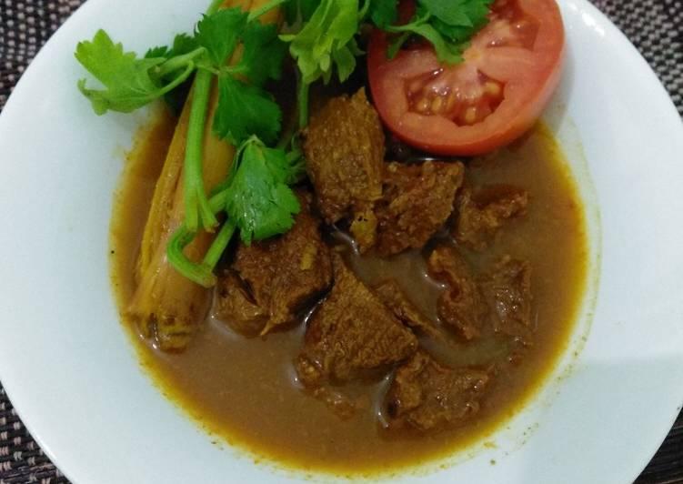 Resep: Sie Reuboh (daging rebus khas Aceh) yang menggoyang lidah