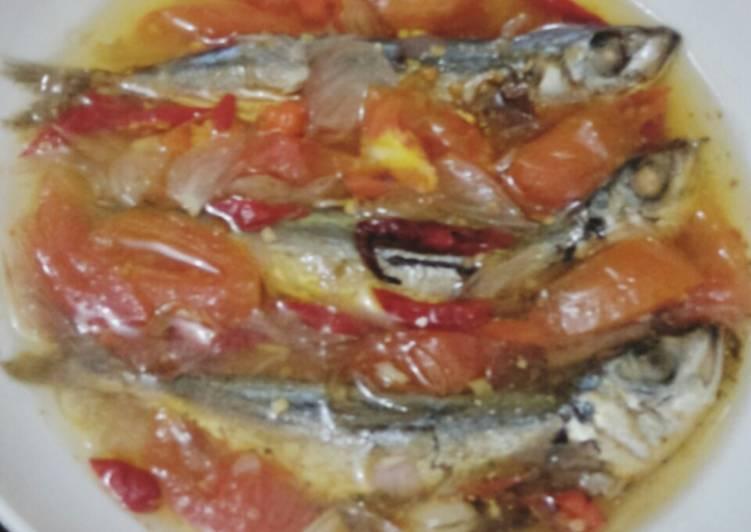Resep membuat Tim peda jeruk nipis enak