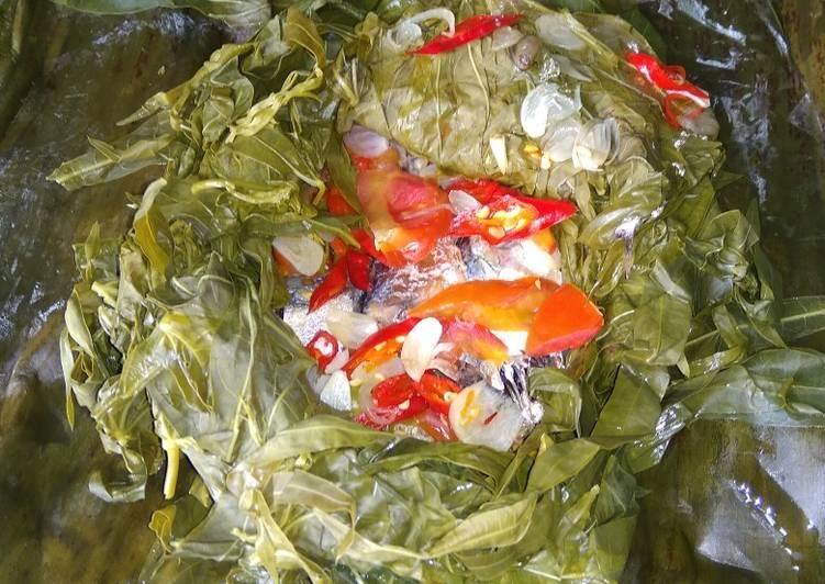 Resep: Pepes ikan Peda/Saman enak