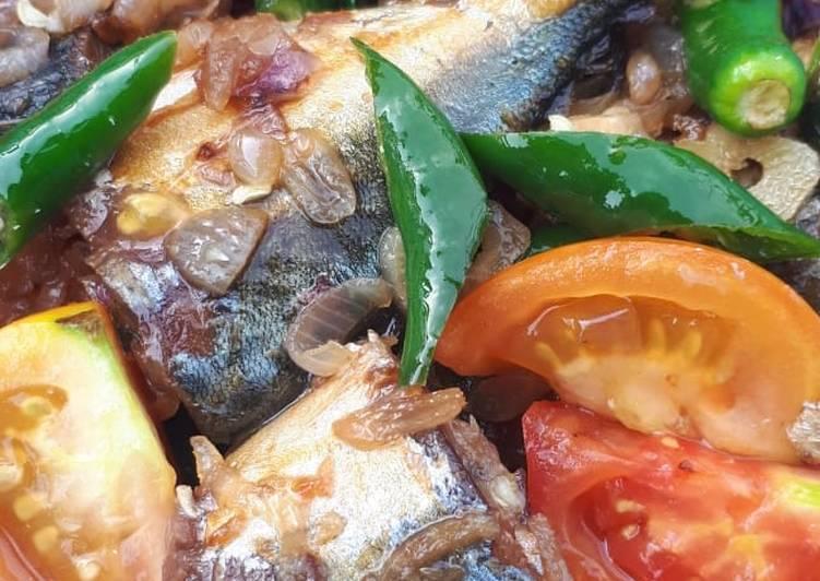 Resep membuat Tumis Ikan Peda yang bikin ketagihan