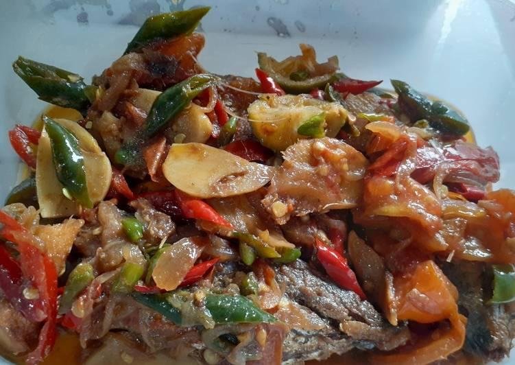Resep memasak Tumis Ikan Peda Pedas yang bikin ketagihan