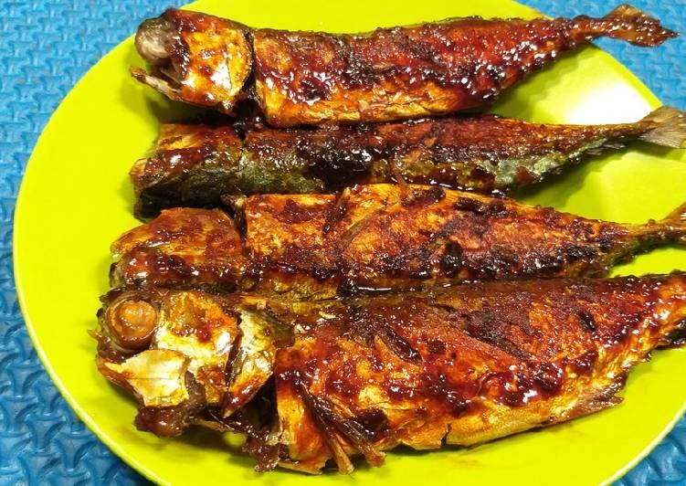 Ikan Bakar Peda Ala Resto