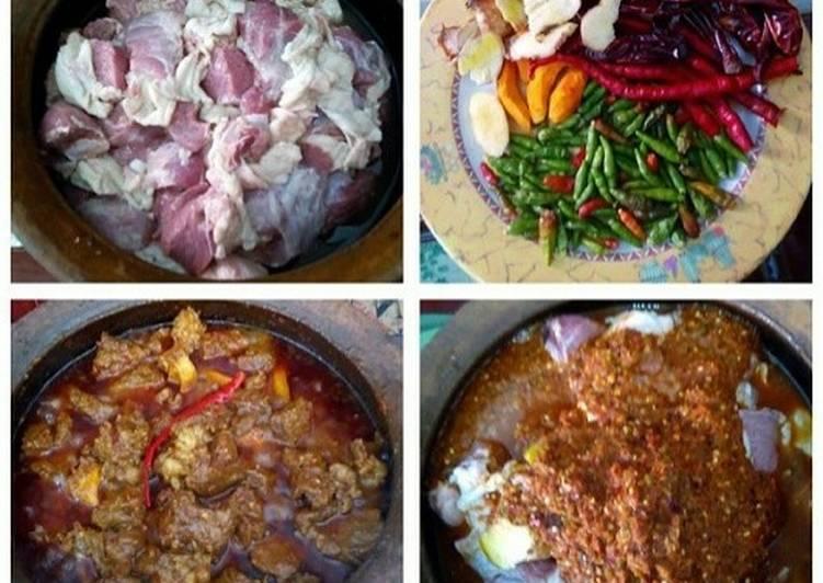 Resep: Sie Reuboh (daging rebus / daging cuka) khas aceh ala resto