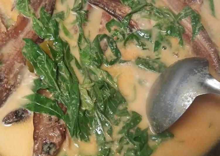 Resep: Gulai ikan salai selais istimewa