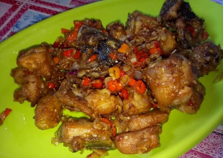 Resep: Ayam Klungkung (khas Warung Bangkit Lombok) sedap