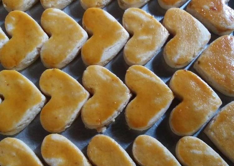 Cara Mudah membuat 1. Kue kacang amor sedap