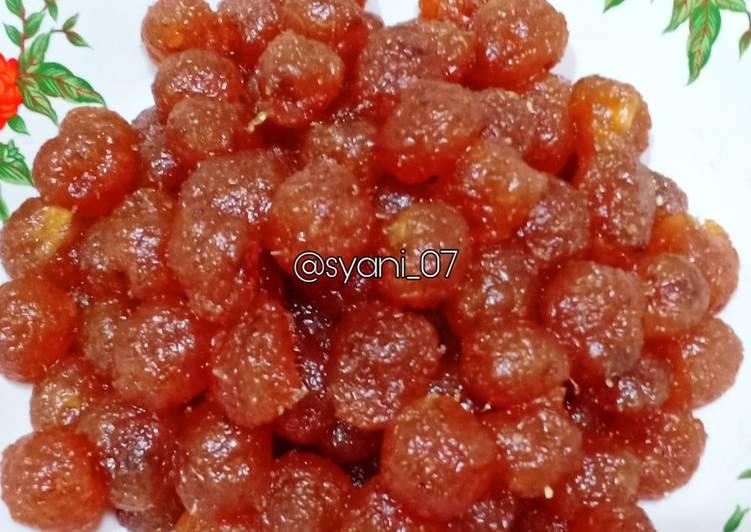 Resep: Selai nanas (isian nastar) yang menggugah selera