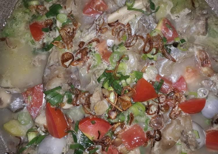 Sop sumsum kambing