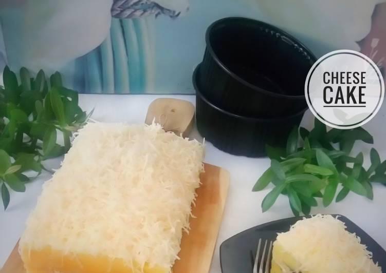 Cheese cake (Bolu Keju)