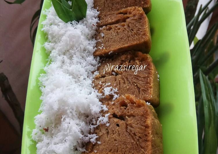 Resep mengolah Kue Apem Gula Merah yang menggugah selera