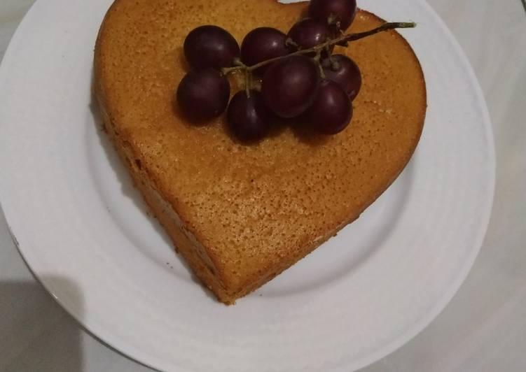 Kue Bolu Sederhana