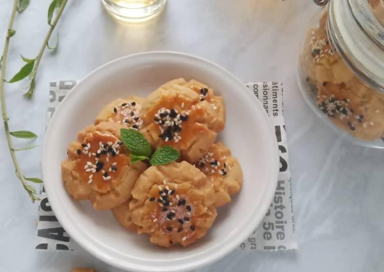 Cara membuat Chui Kao So Cookies ala resto