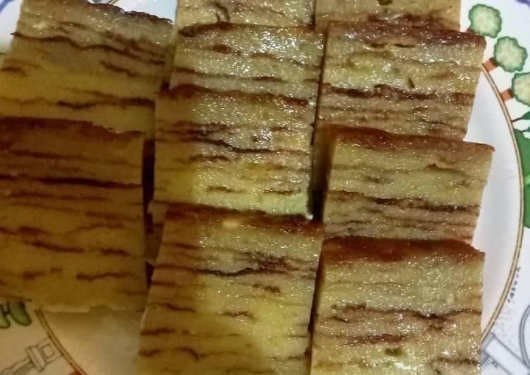 Cara mengolah Kue Maksuba khas Palembang sedap