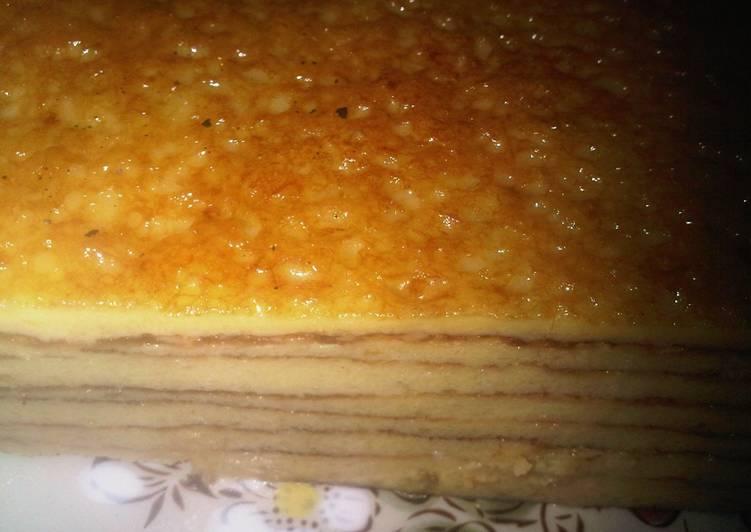 Resep: Kue Maksuba Palembang yang bikin ketagihan