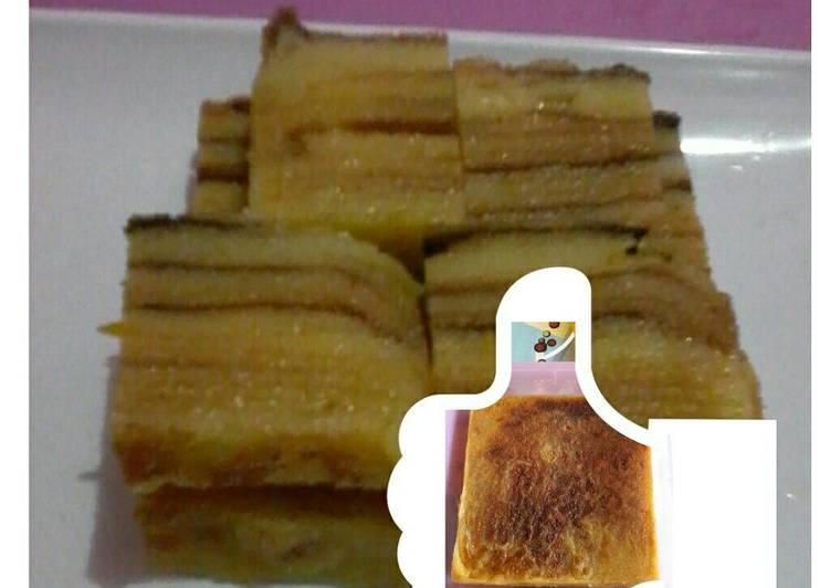 Resep: Maksuba si manis dari Palembang istimewa