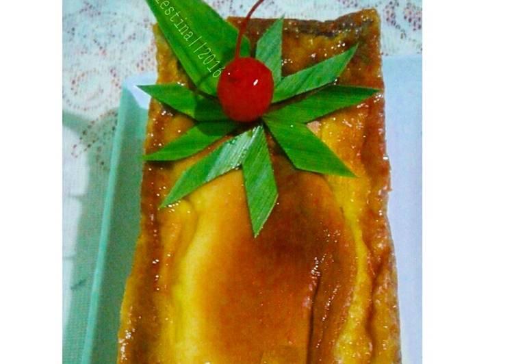 Cara Mudah mengolah Kue Lam Barabai (Kal-Sel) atau Lapis Maksuba (Palembang) sedap