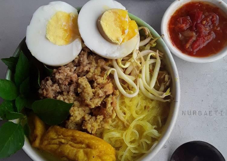 Resep memasak Laksa khas Bogor lezat