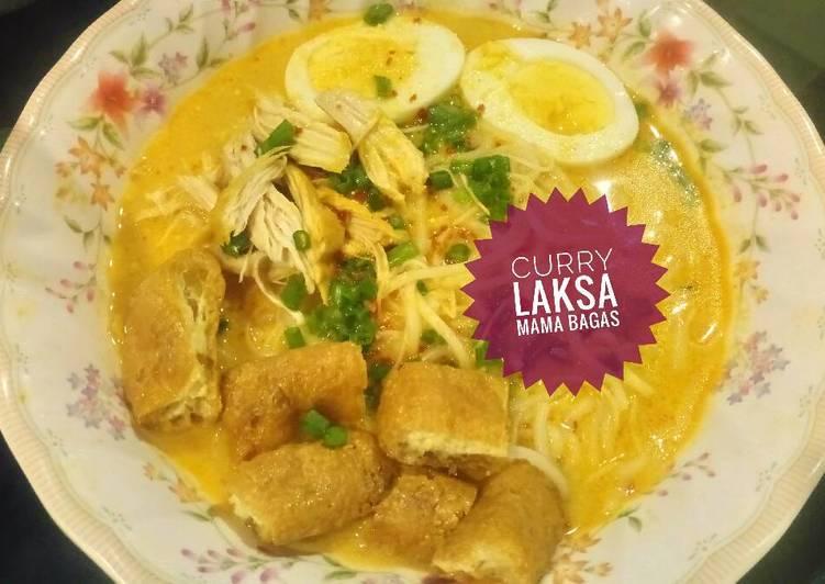 Cara memasak Curry laksa sedap