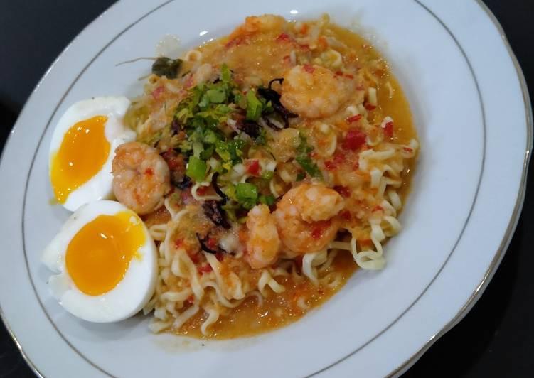Cara Mudah memasak Mie celor khas Palembang 🍜 ala resto