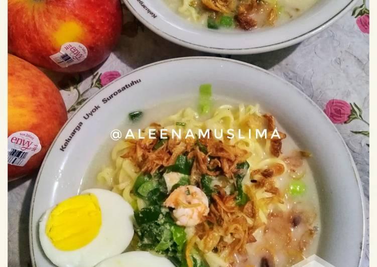 Resep memasak Mie Celor yang menggugah selera