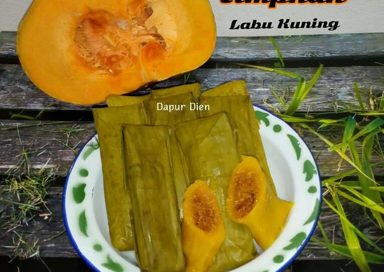 Resep: Timphan Labu Kuning (Khas Aceh) yang menggugah selera