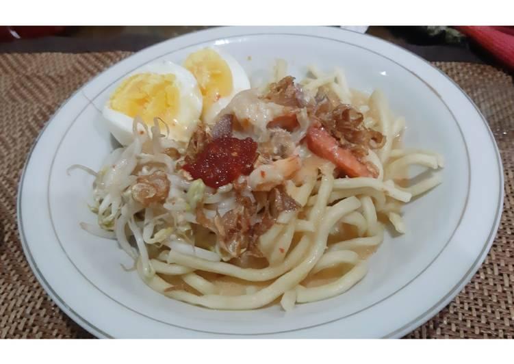 Resep: Mie Celor khas Palembang enak