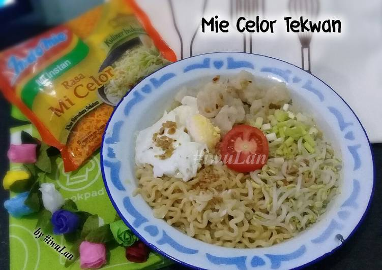 Mie Celor Tekwan