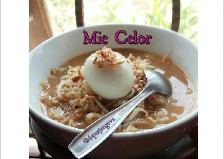Cara memasak Mie Celor yang menggugah selera