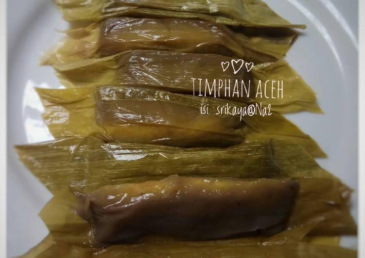 Resep: Timphan Aceh isi srikaya yang bikin ketagihan