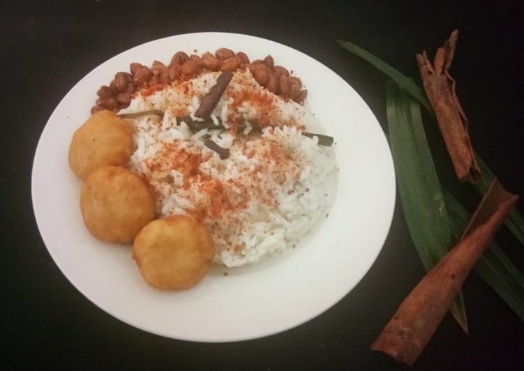 Cara membuat Nasi Minyak Majigcom yang menggugah selera