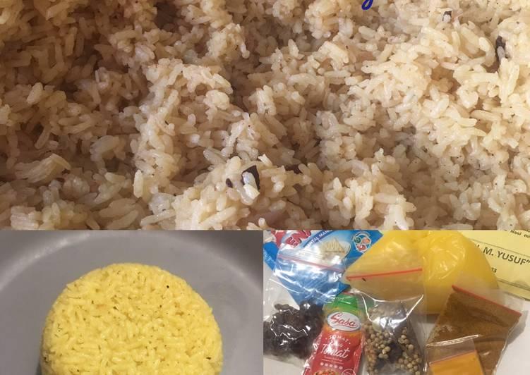Nasi Minyak/Nasi Samin