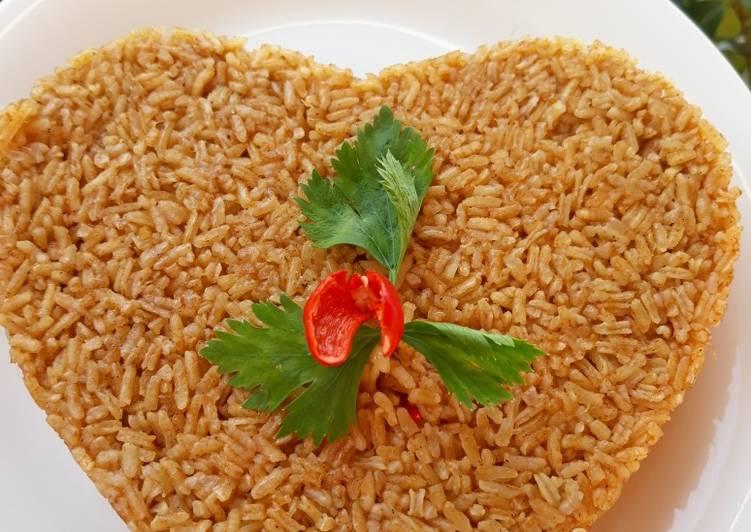 Resep: Nasi minyak khas palembang