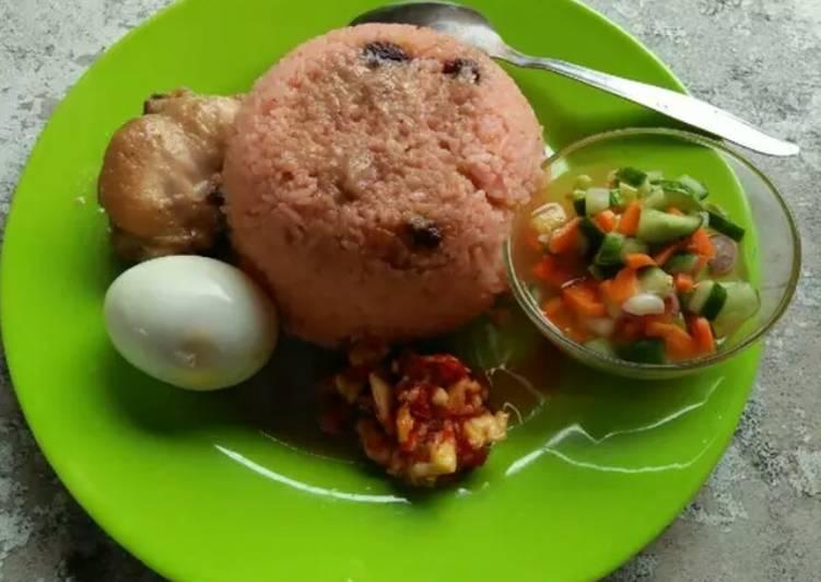Resep memasak Nasi Minyak instan istimewa
