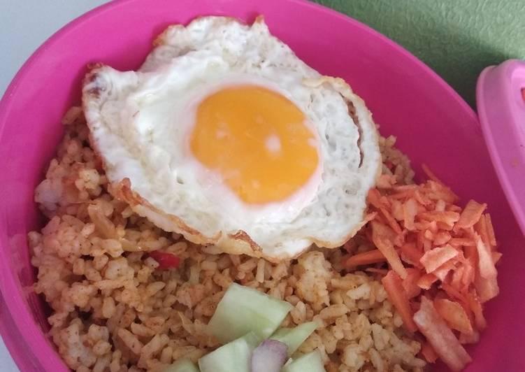 Resep: Nasi Samin goreng istimewa