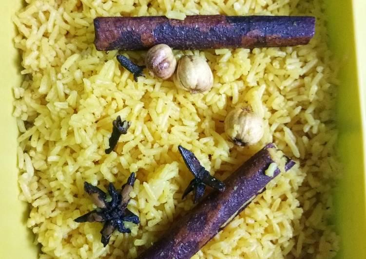 Resep: Nasi Samin ala Banjar sedap