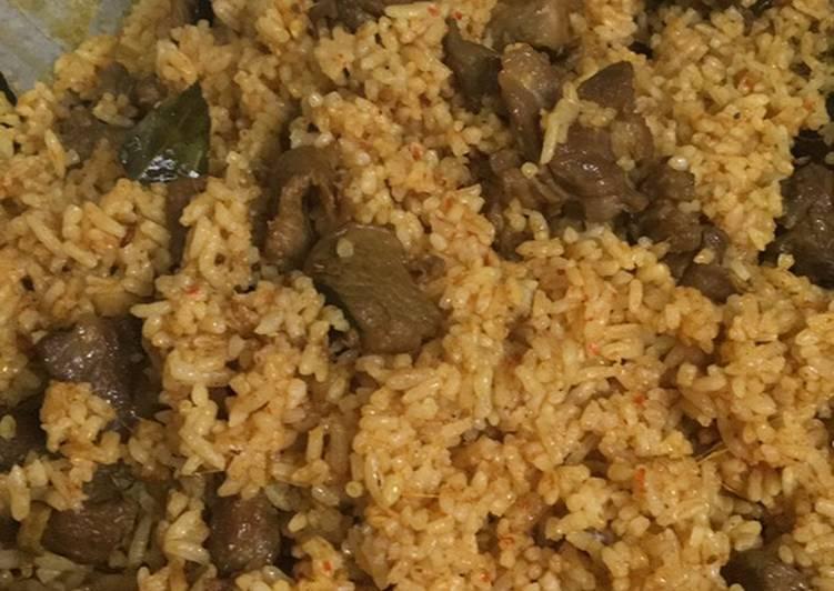 Resep: Nasi Goreng Kambing Ala Kebon Sirih yang bikin ketagihan