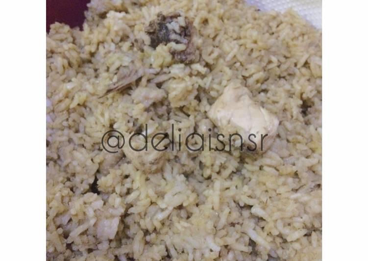 22. Nasi Kebuli Kukus/Rice Cooker 😍