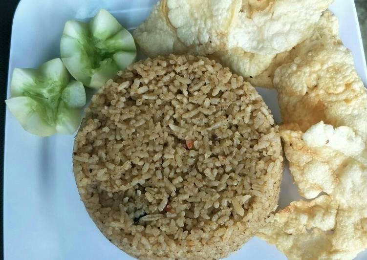 Resep mengolah Nasi Kebuli Simple dan Enak enak